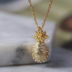 Kate Spade Pineapple Necklace